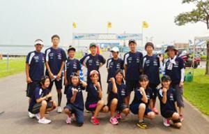 日本ジュニア選手権長良川大会
